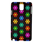Pattern Background Colorful Design Samsung Galaxy Note 3 N9005 Hardshell Case