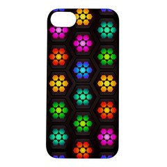 Pattern Background Colorful Design Apple iPhone 5S/ SE Hardshell Case