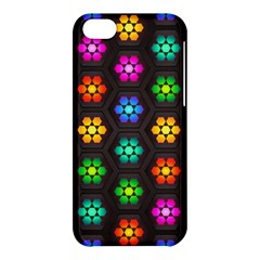 Pattern Background Colorful Design Apple iPhone 5C Hardshell Case