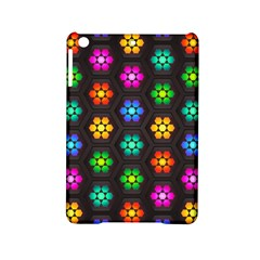 Pattern Background Colorful Design iPad Mini 2 Hardshell Cases