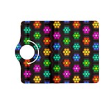 Pattern Background Colorful Design Kindle Fire HD (2013) Flip 360 Case