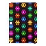 Pattern Background Colorful Design Samsung Galaxy Tab Pro 10.1 Hardshell Case