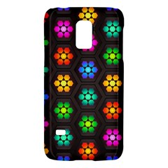 Pattern Background Colorful Design Galaxy S5 Mini