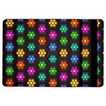 Pattern Background Colorful Design iPad Air 2 Flip