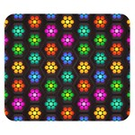 Pattern Background Colorful Design Double Sided Flano Blanket (Small)