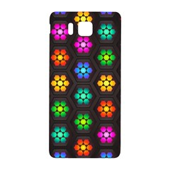 Pattern Background Colorful Design Samsung Galaxy Alpha Hardshell Back Case