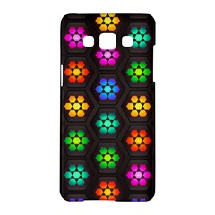 Pattern Background Colorful Design Samsung Galaxy A5 Hardshell Case