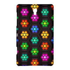 Pattern Background Colorful Design Samsung Galaxy Tab S (8.4 ) Hardshell Case