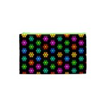 Pattern Background Colorful Design Cosmetic Bag (XS)