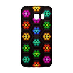 Pattern Background Colorful Design Galaxy S6 Edge