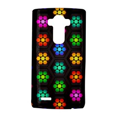 Pattern Background Colorful Design LG G4 Hardshell Case
