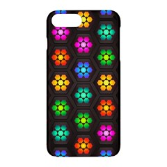 Pattern Background Colorful Design Apple iPhone 7 Plus Hardshell Case