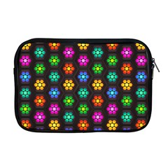 Pattern Background Colorful Design Apple MacBook Pro 17  Zipper Case