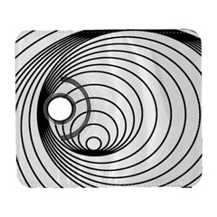 Spiral Eddy Route Symbol Bent Galaxy S3 (flip/folio) by Amaryn4rt