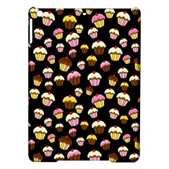 Jammy Cupcakes Pattern Ipad Air Hardshell Cases by Valentinaart