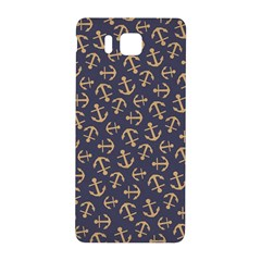 Anchor Ship Samsung Galaxy Alpha Hardshell Back Case by Jojostore