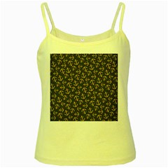 Anchor Ship Yellow Spaghetti Tank
