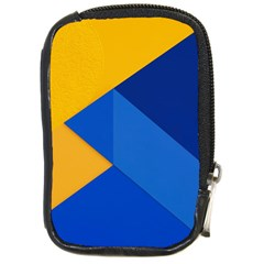 Box Yellow Blue Red Compact Camera Cases by Jojostore