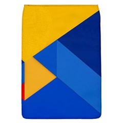 Box Yellow Blue Red Flap Covers (l)  by Jojostore