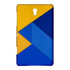 Box Yellow Blue Red Samsung Galaxy Tab S (8 4 ) Hardshell Case  by Jojostore