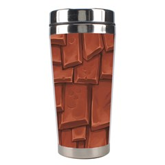 Chocolate Stainless Steel Travel Tumblers