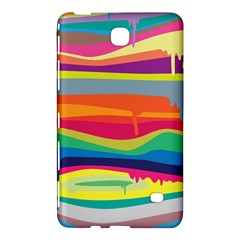 Colorfull Rainbow Samsung Galaxy Tab 4 (7 ) Hardshell Case  by Jojostore