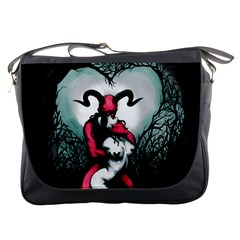 Happily Ever After Messenger Bags by lvbart