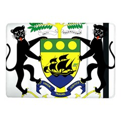 Coat Of Arms Of Gabon Samsung Galaxy Tab Pro 10 1  Flip Case by abbeyz71