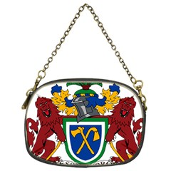 Coat Of Arms Of The Gambia Chain Purses (one Side)  by abbeyz71