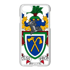 Coat Of Arms Of The Gambia Apple Iphone 7 Seamless Case (white) by abbeyz71