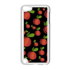 Peaches Apple Ipod Touch 5 Case (white) by Valentinaart