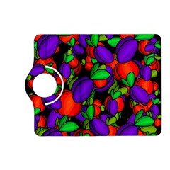 Plums And Peaches Kindle Fire Hd (2013) Flip 360 Case by Valentinaart