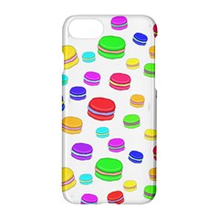 Macaroons Apple Iphone 7 Hardshell Case by Valentinaart