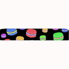 Colorful macaroons Small Bar Mats by Valentinaart