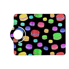 Colorful Macaroons Kindle Fire Hd (2013) Flip 360 Case by Valentinaart