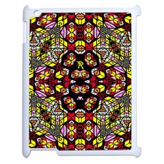 Queen Honey Apple Ipad 2 Case (white) by MRTACPANS
