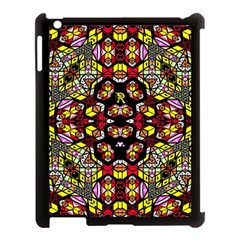 Queen Honey Apple Ipad 3/4 Case (black) by MRTACPANS