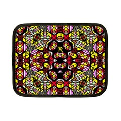 Queen Design 456 Netbook Case (small)  by MRTACPANS