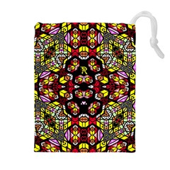 Queen Design 456 Drawstring Pouches (extra Large) by MRTACPANS