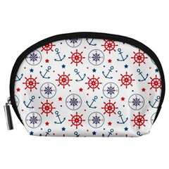 Compass Anchor Accessory Pouches (large)  by Jojostore