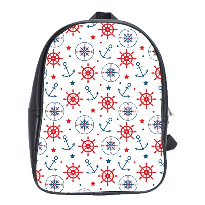 Compass Anchor School Bags(Large)