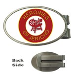 Heroines of Jericho Money Clip (Oval)