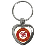 Heroines of Jericho Key Chain (Heart)