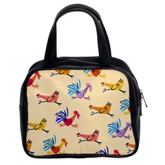 Chicken Classic Handbags (2 Sides)
