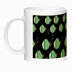 Fish Night Luminous Mugs