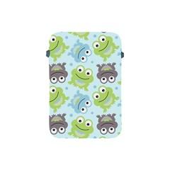 Frog Green Apple Ipad Mini Protective Soft Cases by Jojostore