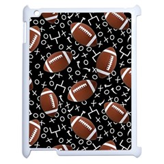 Football Player Apple Ipad 2 Case (white)