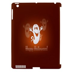 Funny Halloween Apple Ipad 3/4 Hardshell Case (compatible With Smart Cover) by Jojostore