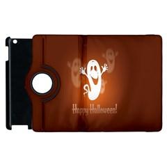 Funny Halloween Apple Ipad 3/4 Flip 360 Case by Jojostore