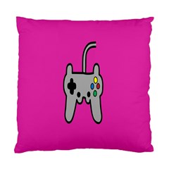 Game Pink Standard Cushion Case (two Sides) by Jojostore